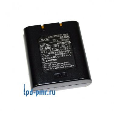 Аккумулятор Icom BP-206