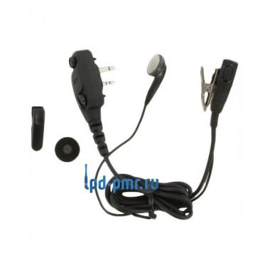 Гарнитура Icom HM-166LA