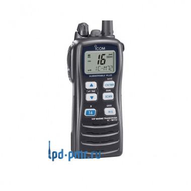 Радиостанция Icom IC-M72