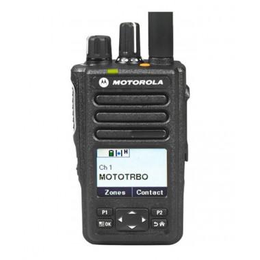 Радиостанция Motorola DP3661E VHF