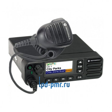 Радиостанция Motorola DM4601