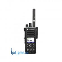 Motorola DP4801 радиостанция портативная