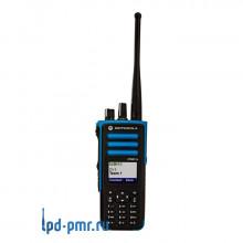 Motorola DP4801 EX ATEX взрывозащищенная рация