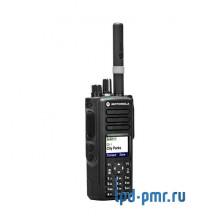 Motorola DP4801E радиостанция портативная