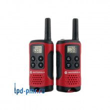 Motorola TLKR-T40 любительская радиостанция