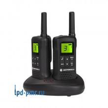 Motorola TLKR-T60 любительская радиостанция