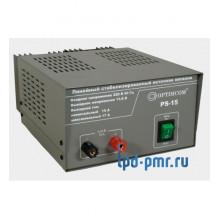 Optim PS-15 блок питания для радиооборудования